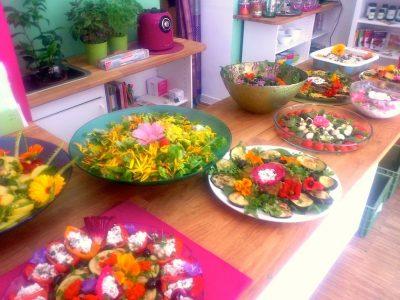 Kochkurse und Catering
